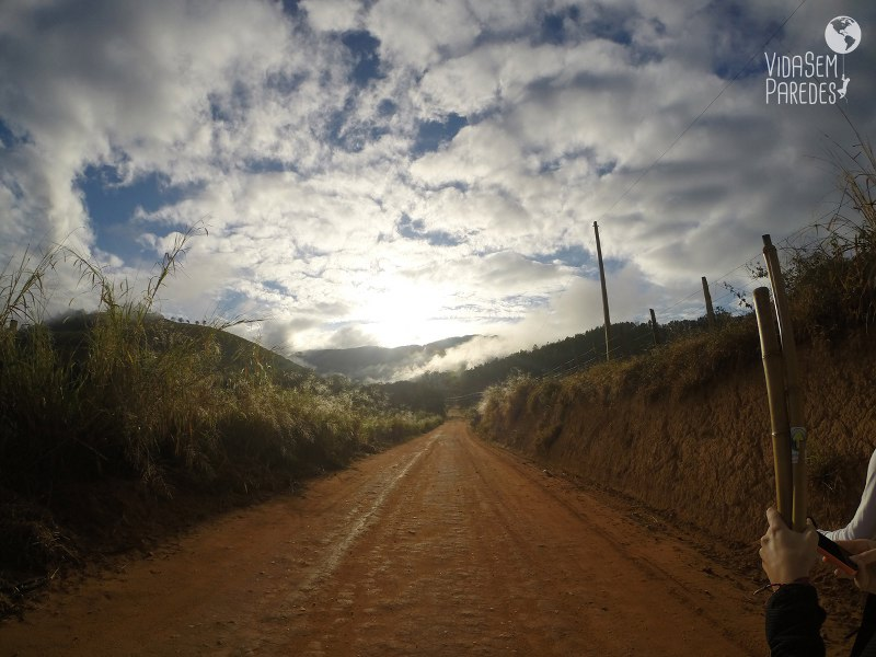 Caminho da Luz: de Tombos a Alto Caparaó
