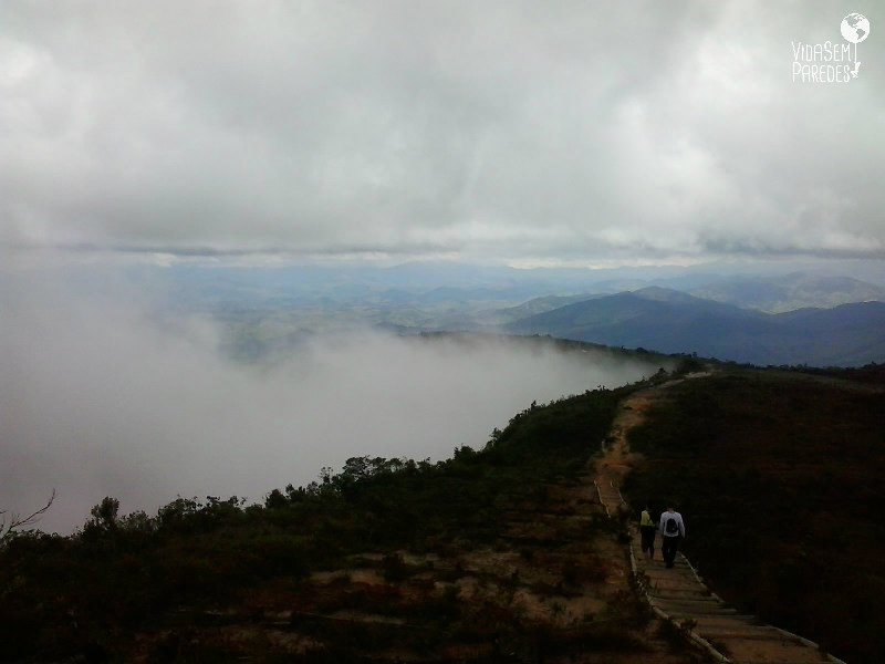 Pico do Pião, Conceição de Ibitipoca - MG