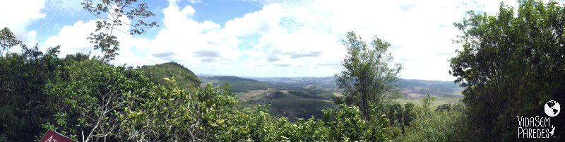 Mirante Parque Memorial Quilombo dos Palmares