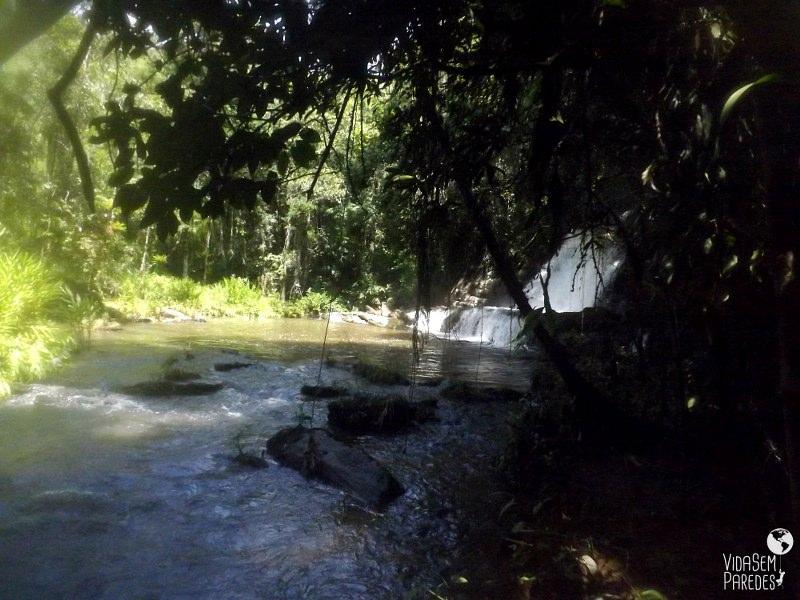 Cachoeira da Gruta ou do Quebra-Cachorro