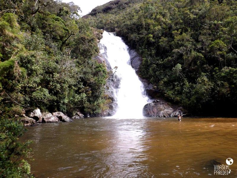 Cachoeira de Santo Isidro