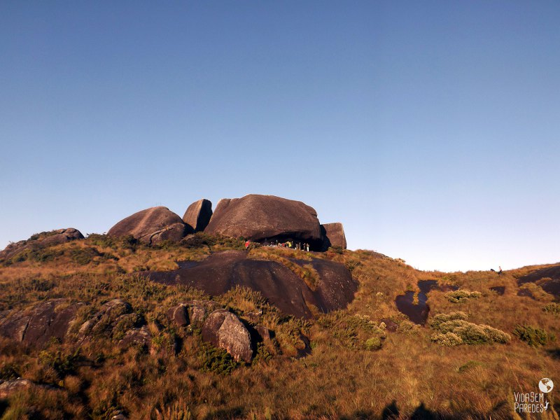 Castelo do Açu, 2.232 metros de altitude - Serra dos Órgãos