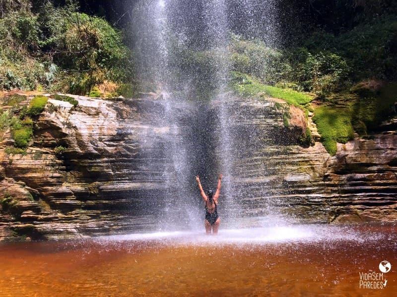 Cachoeiras em Minas Gerais - Ibitipoca