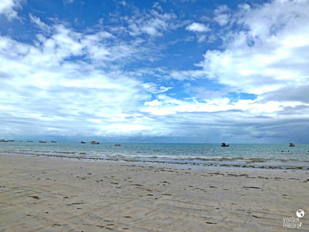 Vida sem Paredes - praias de Alagoas (2)