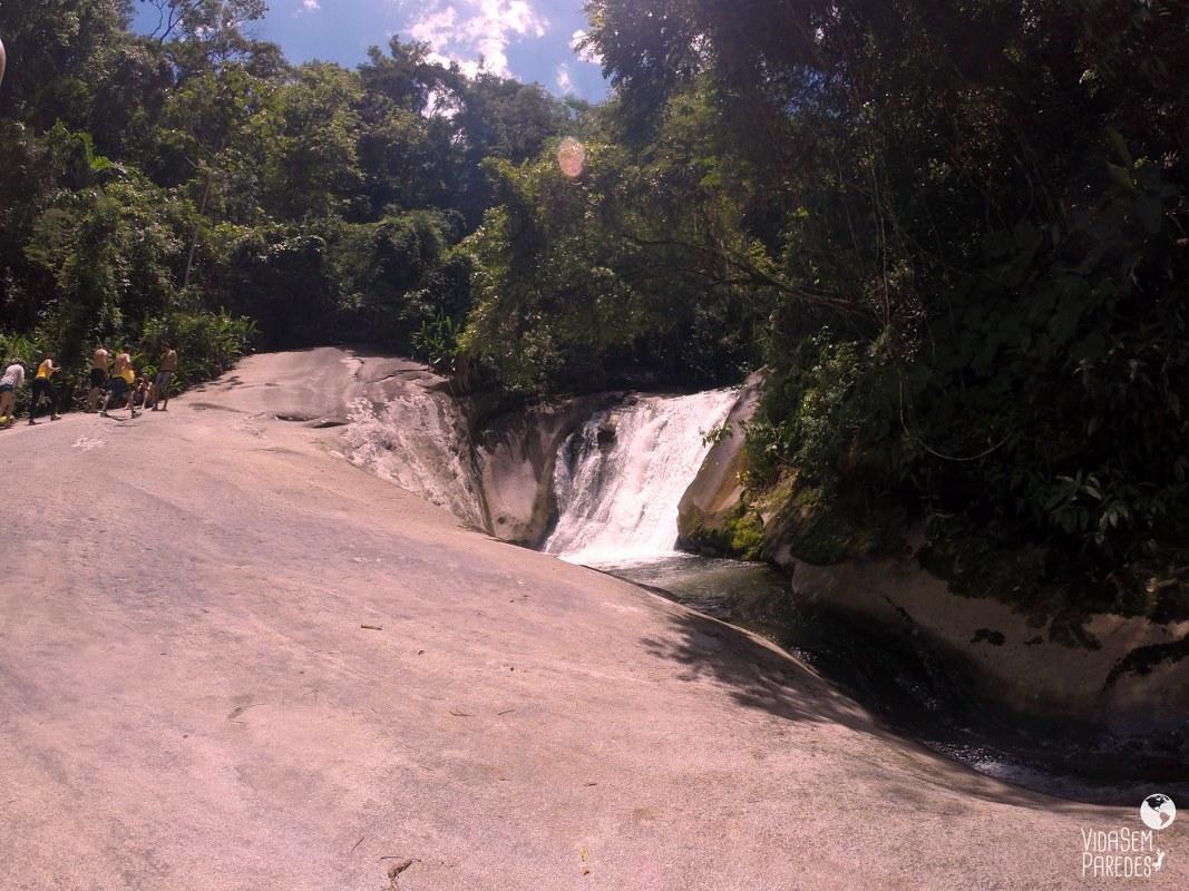 Vida sem Paredes - Cachoeiras do Arraial do Sana - RJ(3)