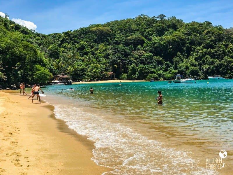 ilha grande praias