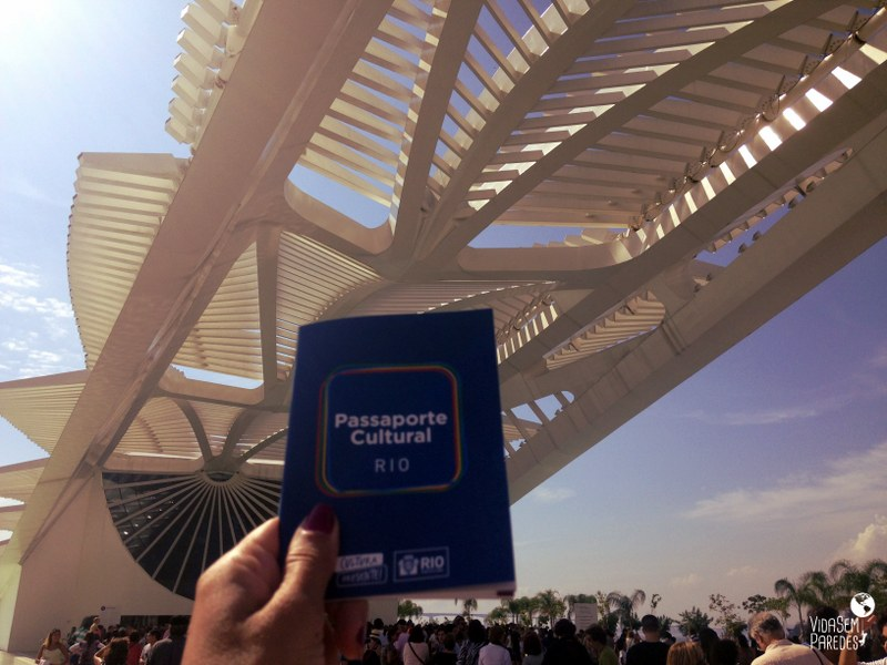 Passaporte Cultural RJ