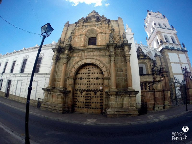 Catedral Metropolitana de Sucre