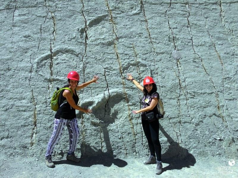 dicas de mochilão na Bolívia: Parque Cretáceo
