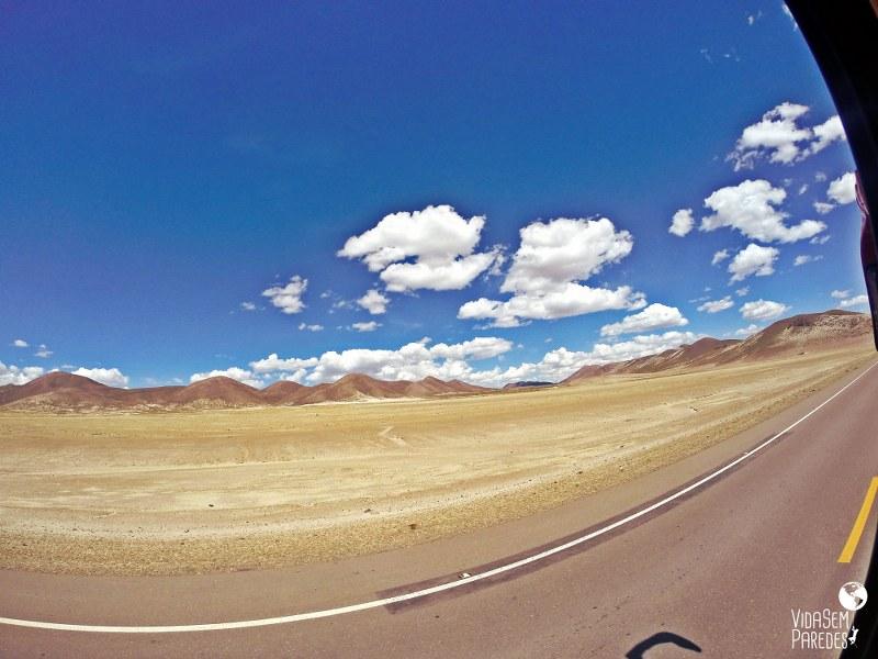 Vida sem Paredes - viagem de ônibus na Bolívia (2)