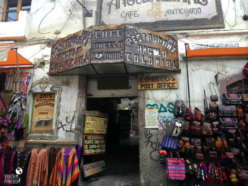 Angelo Colonial La Paz