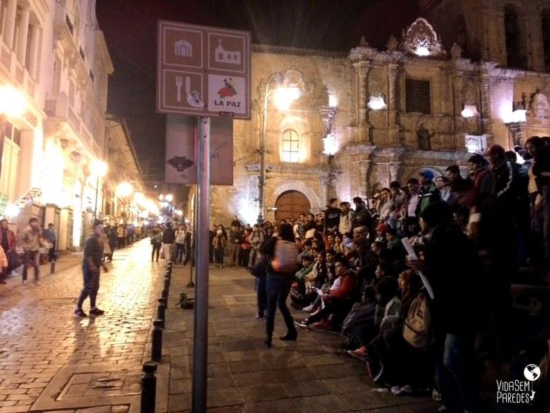 Vida sem Paredes - La Paz (8)