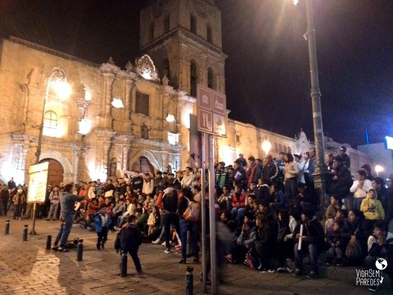 Vida sem Paredes - curiosidades sobre a Bolívia