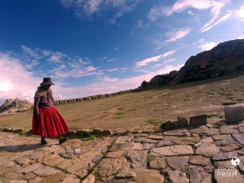 Vida sem Paredes - Lago Titicaca e Isla del Sol (2)