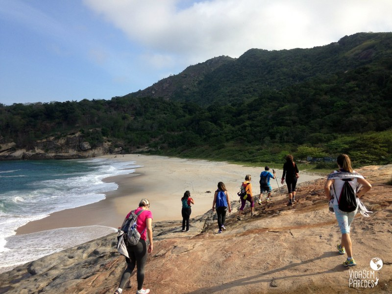 praias selvagens do Rio: Praia Funda