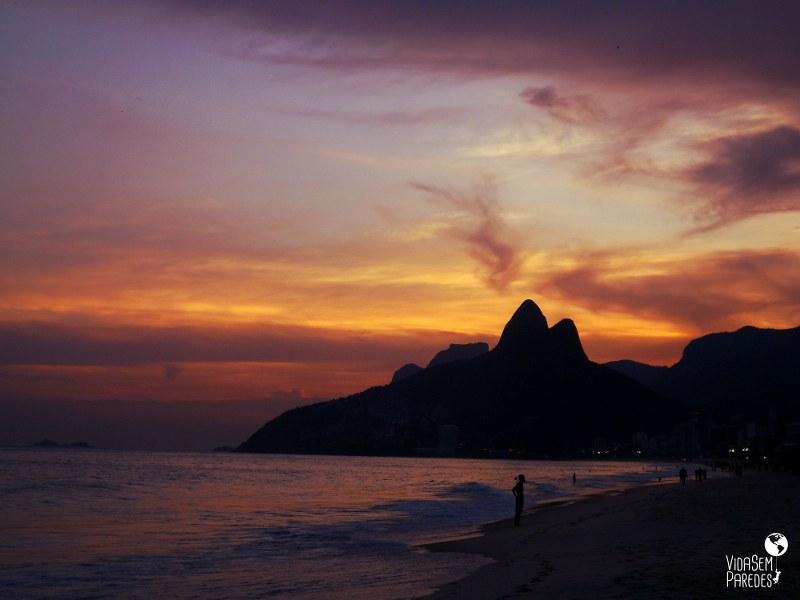 cidades históricas do Rio de Janeiro: Praia de Ipanema