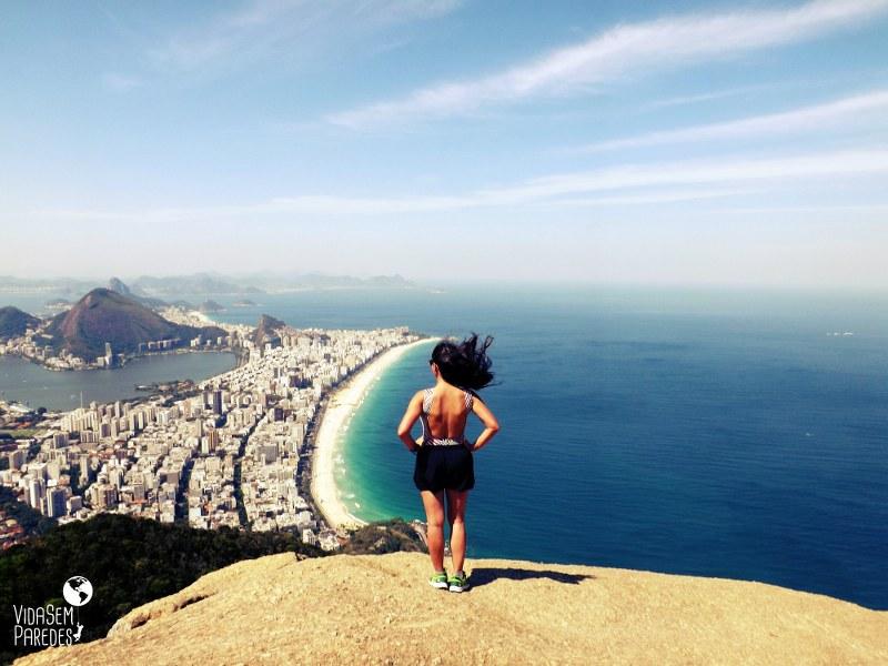 Atrações gratuitas no Rio de Janeiro - Trilha do Morro Dois Irmãos