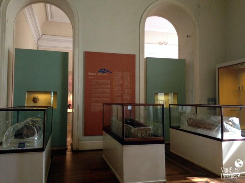 Vida sem Paredes - Múmias do Museu Histórico Nacional no Rio de Janeiro