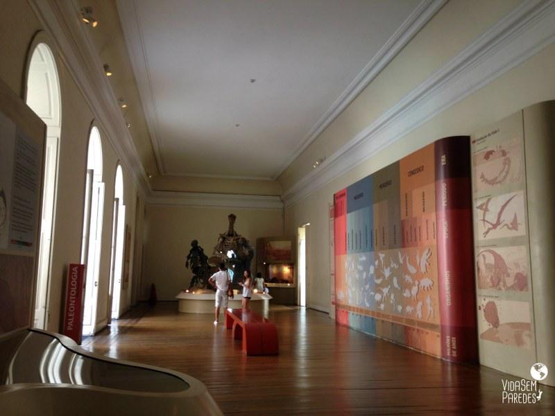 motivos para visitar o Museu Nacional no Rio