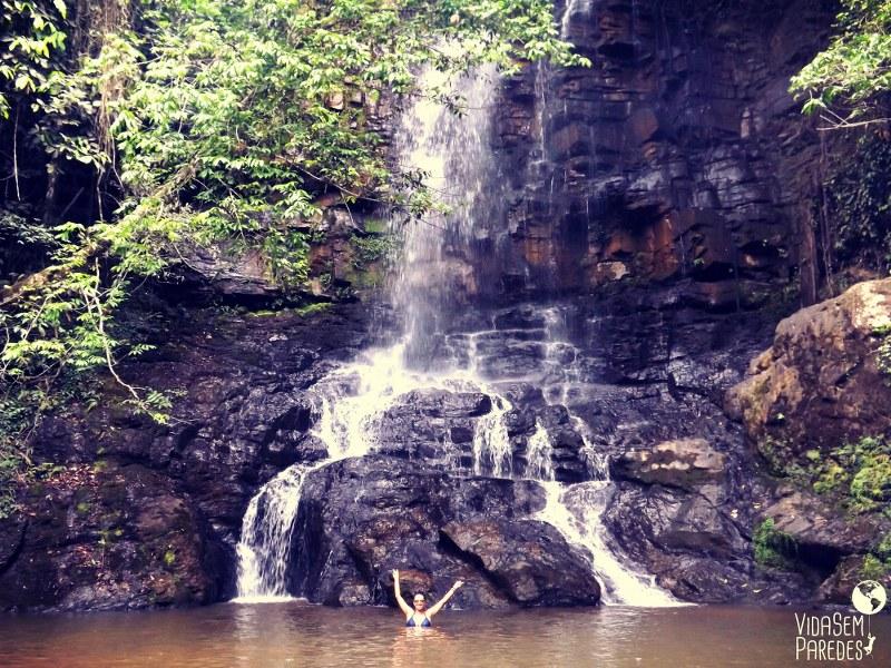 Cachoeira do Grotão Capitólio