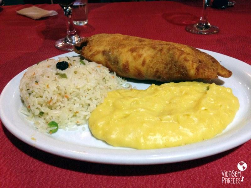 Restaurantes em Capitólio
