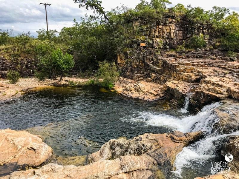 Cachoeira Quebra Anzol Capitólio