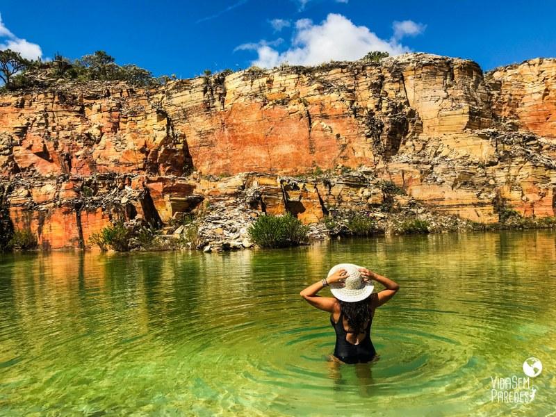 Pedreira Lagoa Azul Capitólio