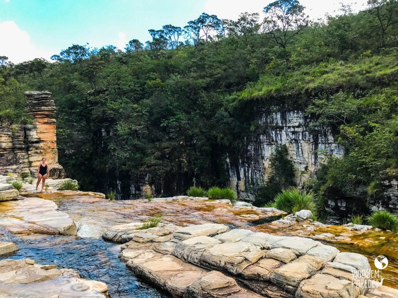 Cachoeira da Pedra Ancorada Capitólio