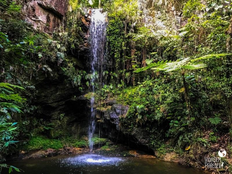 Cachoeira Sossegada Capitólio