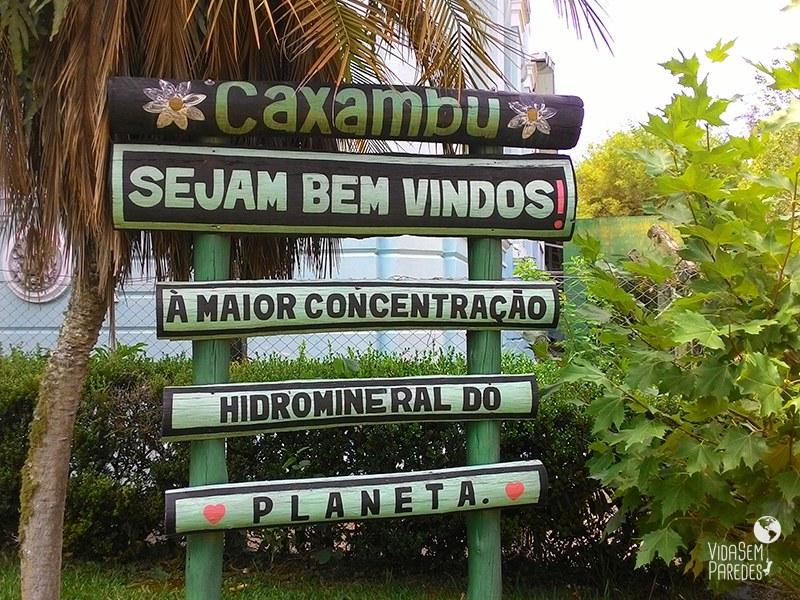O que fazer em Caxambu - Minas Gerais