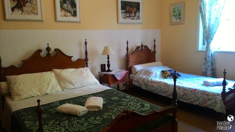 Cronos Guest House: dica de hospedagem em Petrópolis