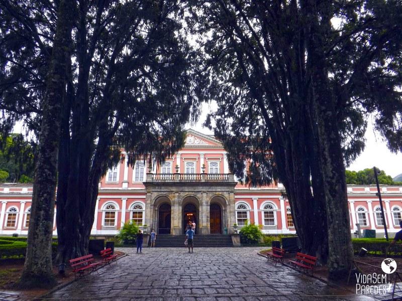 cidades históricas do Rio de Janeiro: Museu Imperial
