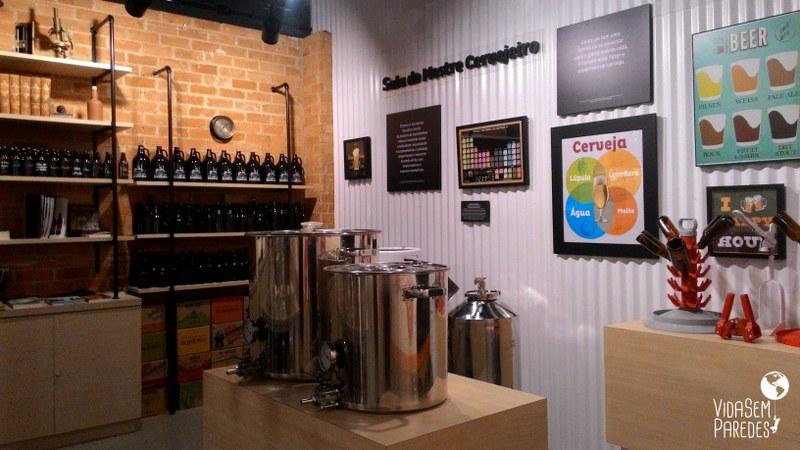Tour da Cervejaria Bohemia em Petrópolis - RJ