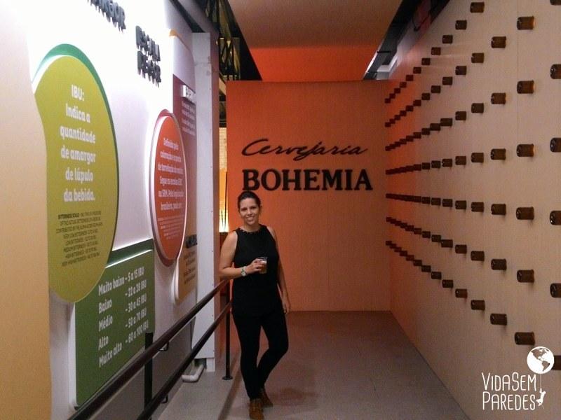 Tour da Cervejaria Bohemia