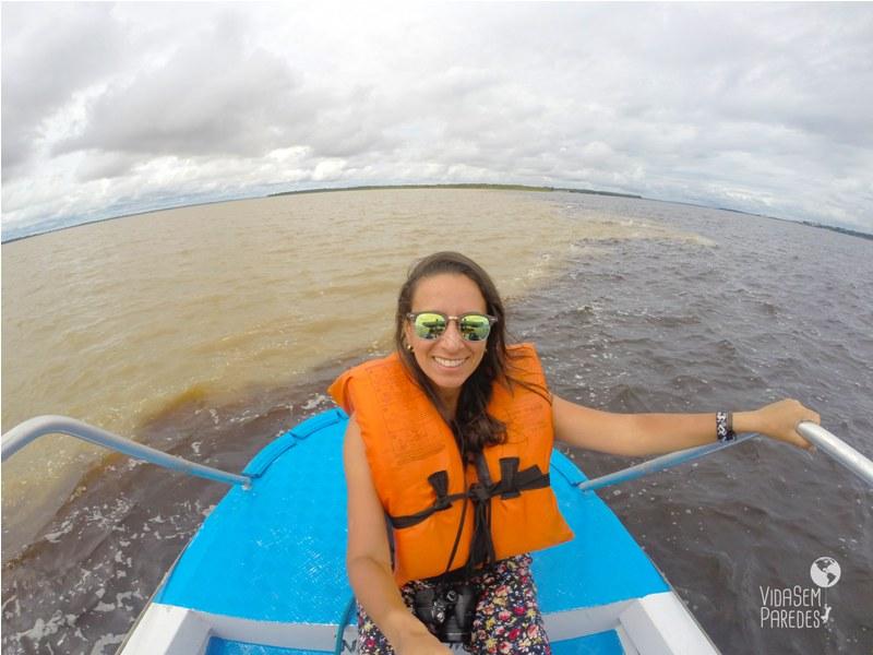 Dicas de passeios e atrações em Manaus: Encontro das Águas