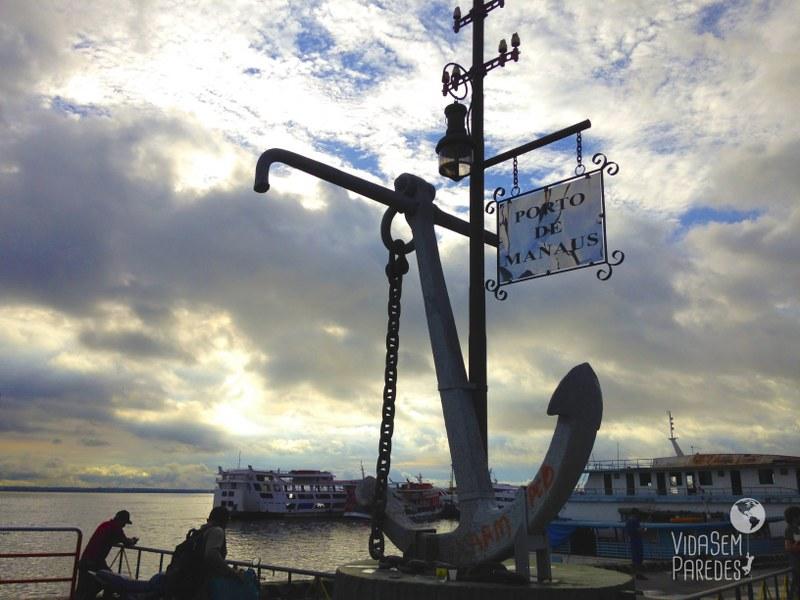 Dicas de passeios e atrações em Manaus: Porto