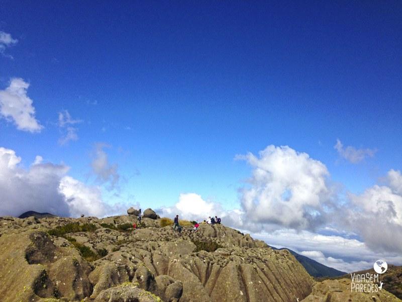 Maiores montanhas de Minas Gerais: Pedra do Sino de Itatiaia
