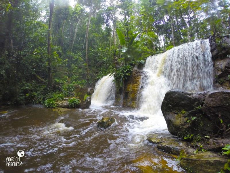 cachoeiras em Presidente Figueiredo - AM