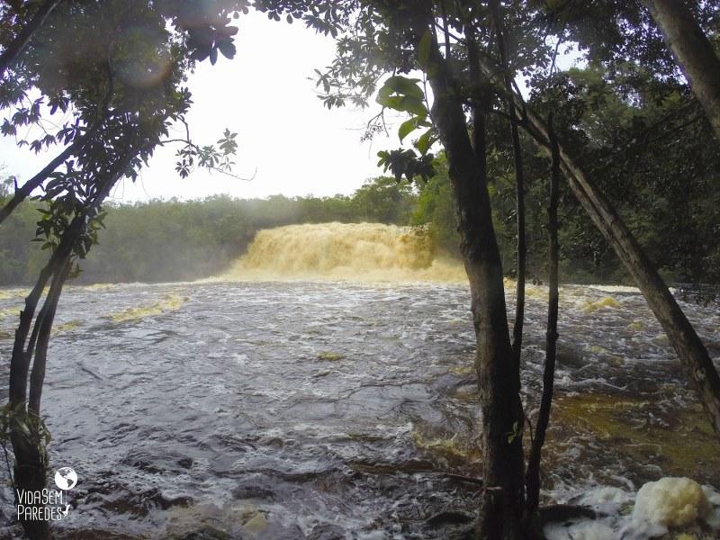 cachoeiras em Presidente Figueiredo - AM: Cachoeira da Iracema