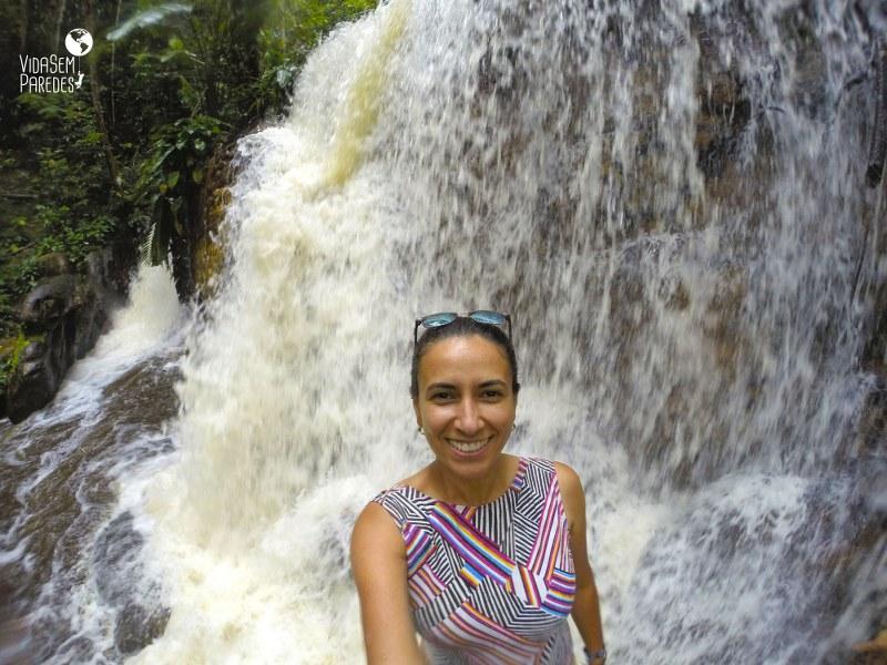 cachoeiras em Presidente Figueiredo - AM: Cachoeira da Onça