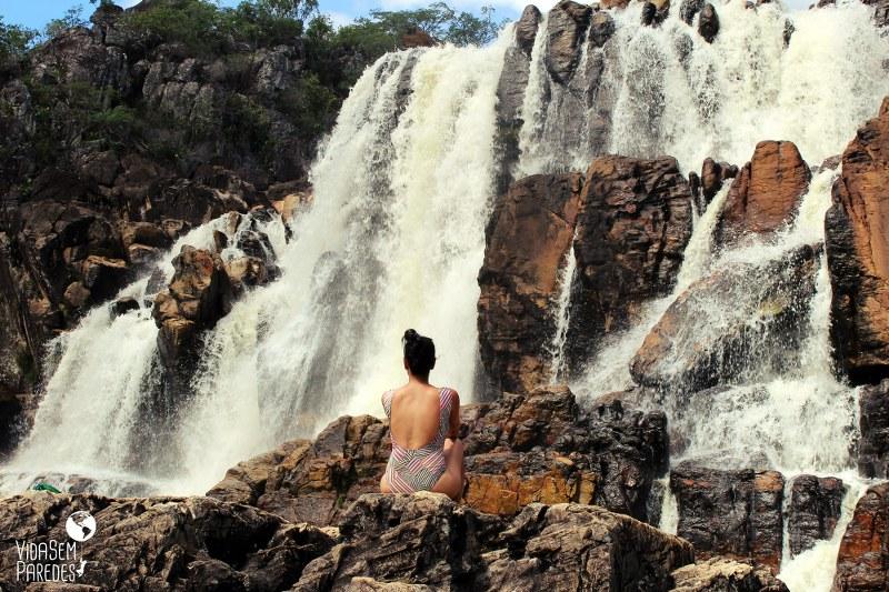 Cachoeira das Cariocas - Goiás