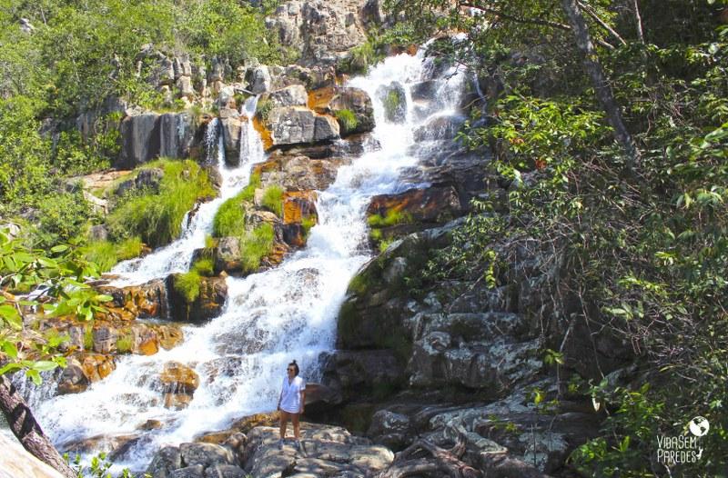 Cachoeira da Capivara - GO