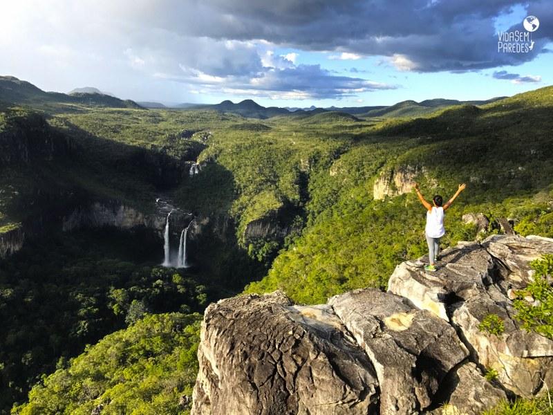 Saltos do Rio Preto, PNCV