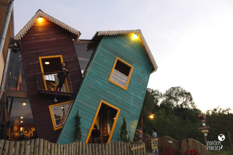 Casa Torta, em Bichinho (Vitoriano Veloso) - Prados / MG