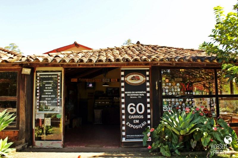 Museu Do Autómóvel da ER - Vitoriano Veloso (Prados / MG)