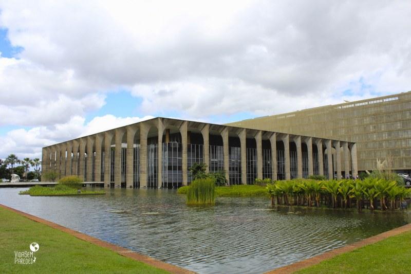 Itamaraty, Atrações em Brasília - DF