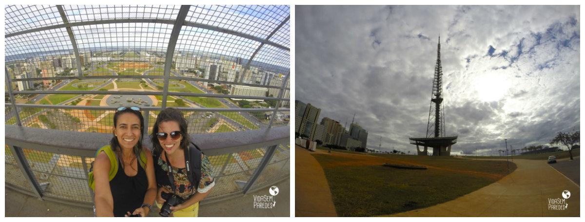 Torre de TV de Brasília, Atrações em Brasília - DF