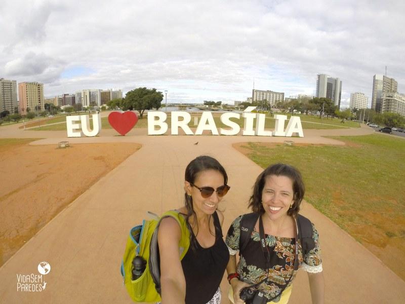 Atrações para visitar de bike em Brasília - DF