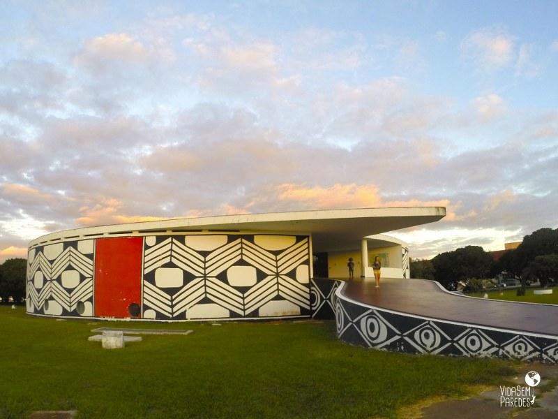 Memorial dos Povos Indígenas, Atrações em Brasília - DF