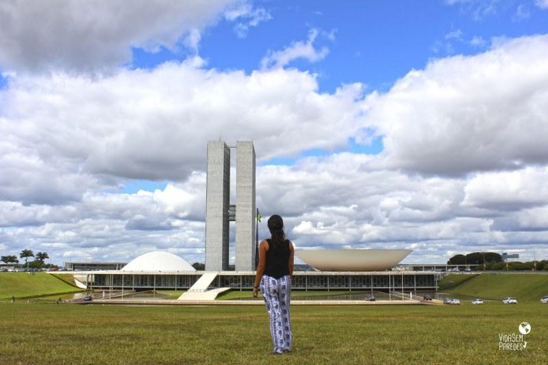 Congresso Nacional, Atrações em Brasília - DF